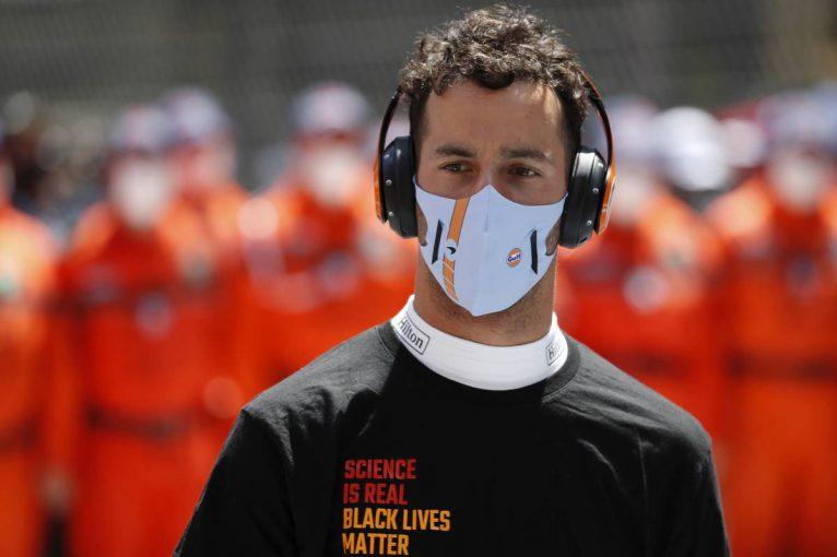 F1 | 「リセットして集中し直す時間を取ることが重要だった」リカルド、バクーに向けて体制を立て直す
