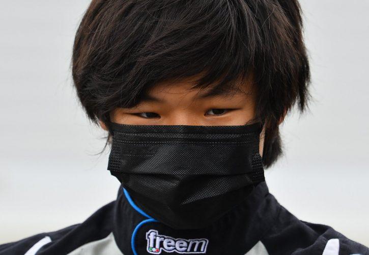 13歳の中国人カートドライバーがメルセデスのジュニア育成プログラムに加入