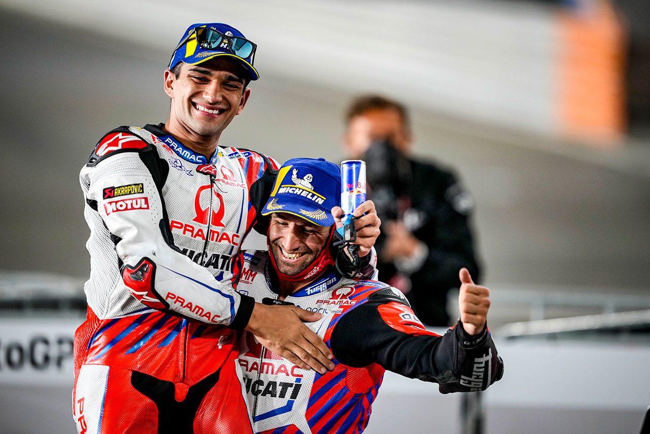 ヨハン・ザルコ&ホルヘ・マルティン、ドゥカティと直接契約して2022年もプラマックから参戦/MotoGP