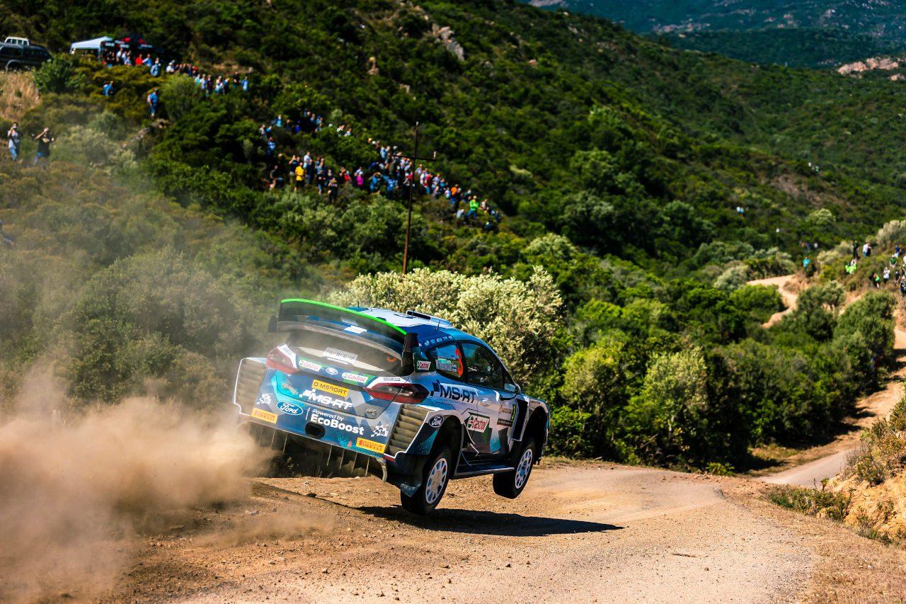 """""""負けられない""""ヒュンダイ勢、シェイクダウン1-2。勝田は10番手/WRC第5戦イタリア"""