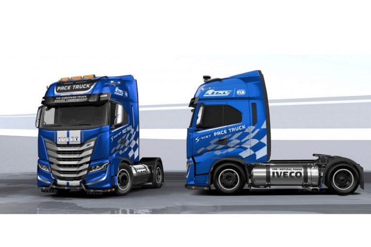 海外レース他   2021年ETRCのエントリーリストが確定。全7戦30レースに向け16台のトレーラーヘッドが参戦