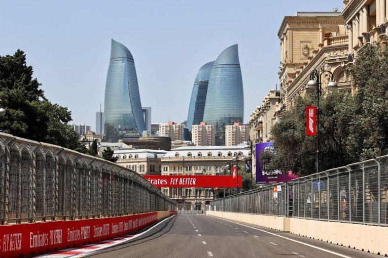 F1 | F1第6戦アゼルバイジャンGP日曜ツイート実況