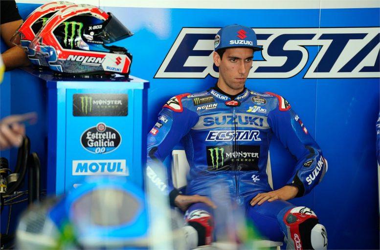 MotoGP   アレックス・リンス、MotoGP第7戦カタルーニャGP欠場。自転車トレーニング中に右前腕を骨折