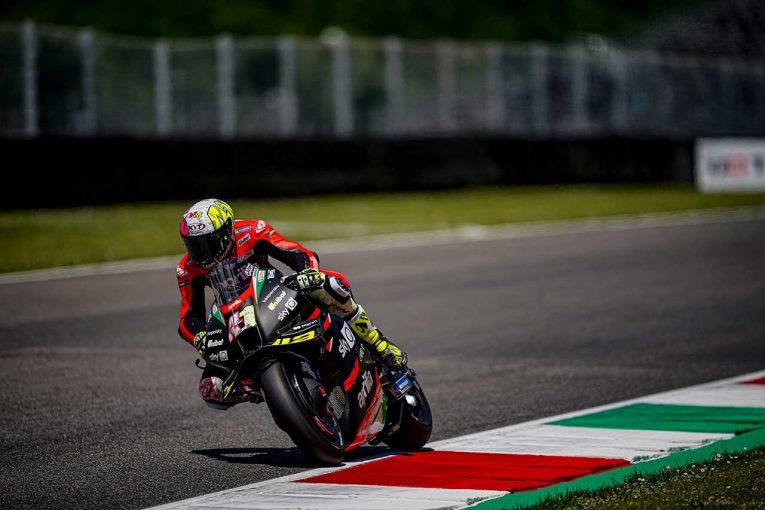 MotoGP   【タイム結果】2021MotoGP第7戦カタルーニャGP フリー走行1回目