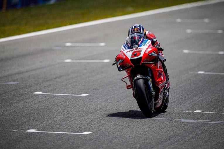 MotoGP   【タイム結果】2021MotoGP第7戦カタルーニャGP フリー走行2回目
