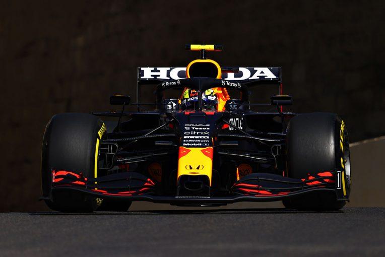 F1   アゼルバイジャンGP FP2:ペレスが首位、初日はレッドブル・ホンダが1-2。メルセデスはハミルトン11番手