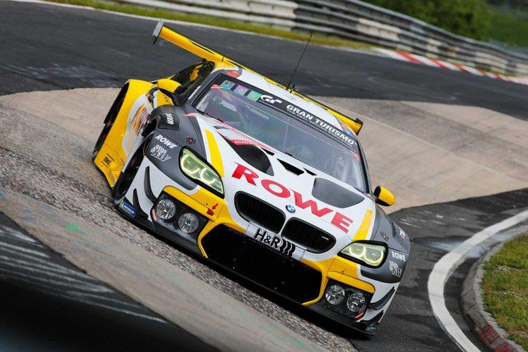 海外レース他 | ニュル24時間予選:昨年の覇者、ローヴェ・レーシングの1号車BMWがPP獲得