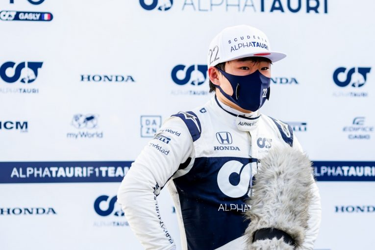 F1 | 角田裕毅、チームも満足の初日10番手「限界を探りつつ学習。間違いなくペースはいい」アルファタウリ・ホンダ/F1第6戦