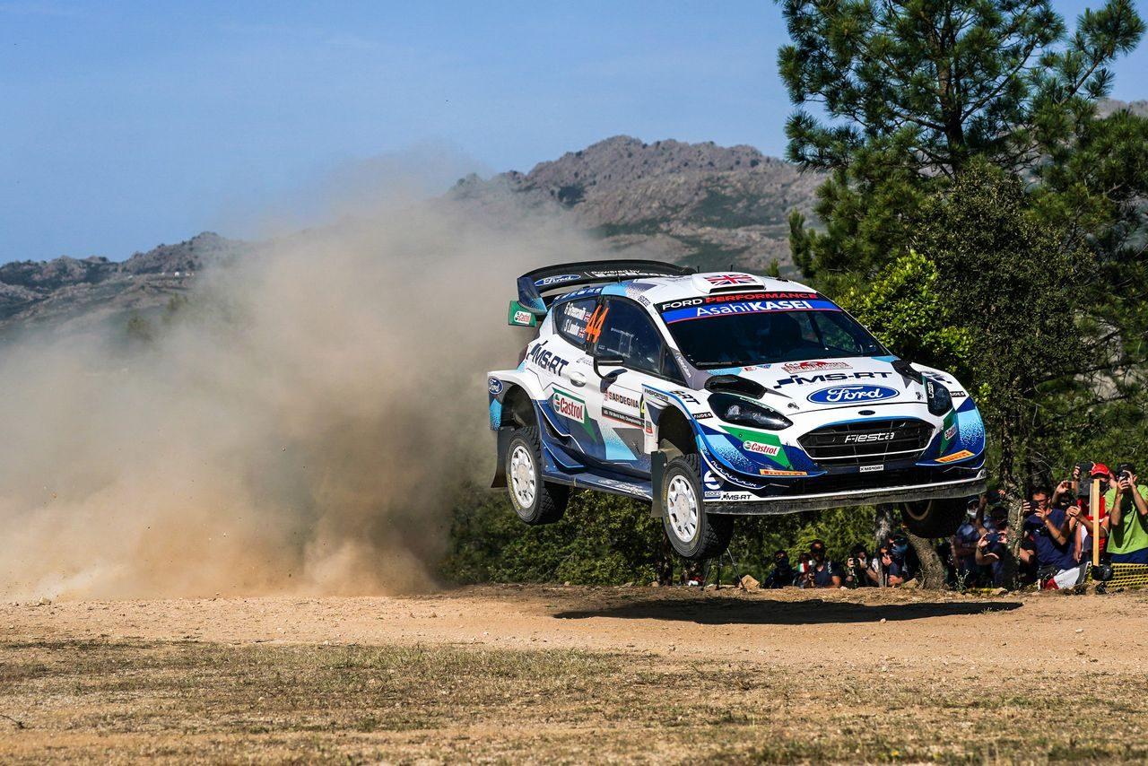 タナク快走! ソルドが続きヒュンダイ初日1-2。トヨタ最上位は3番手オジエ/WRCイタリア