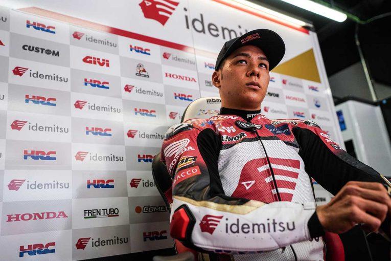 MotoGP | 中上貴晶「路面コンディションがかなり悪く、グリップに苦戦」/MotoGP第7戦カタルーニャGP初日