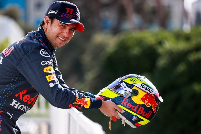 F1   ペレス初日最速「ようやくこの車の走らせ方を理解したように感じる」レッドブル・ホンダ/F1第6戦