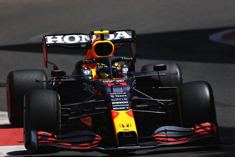 F1 | レッドブル・ホンダ分析:苦手にしていたバクーで首位発進。パワーや回生エネルギーを改善した新骨格PUが大きく貢献
