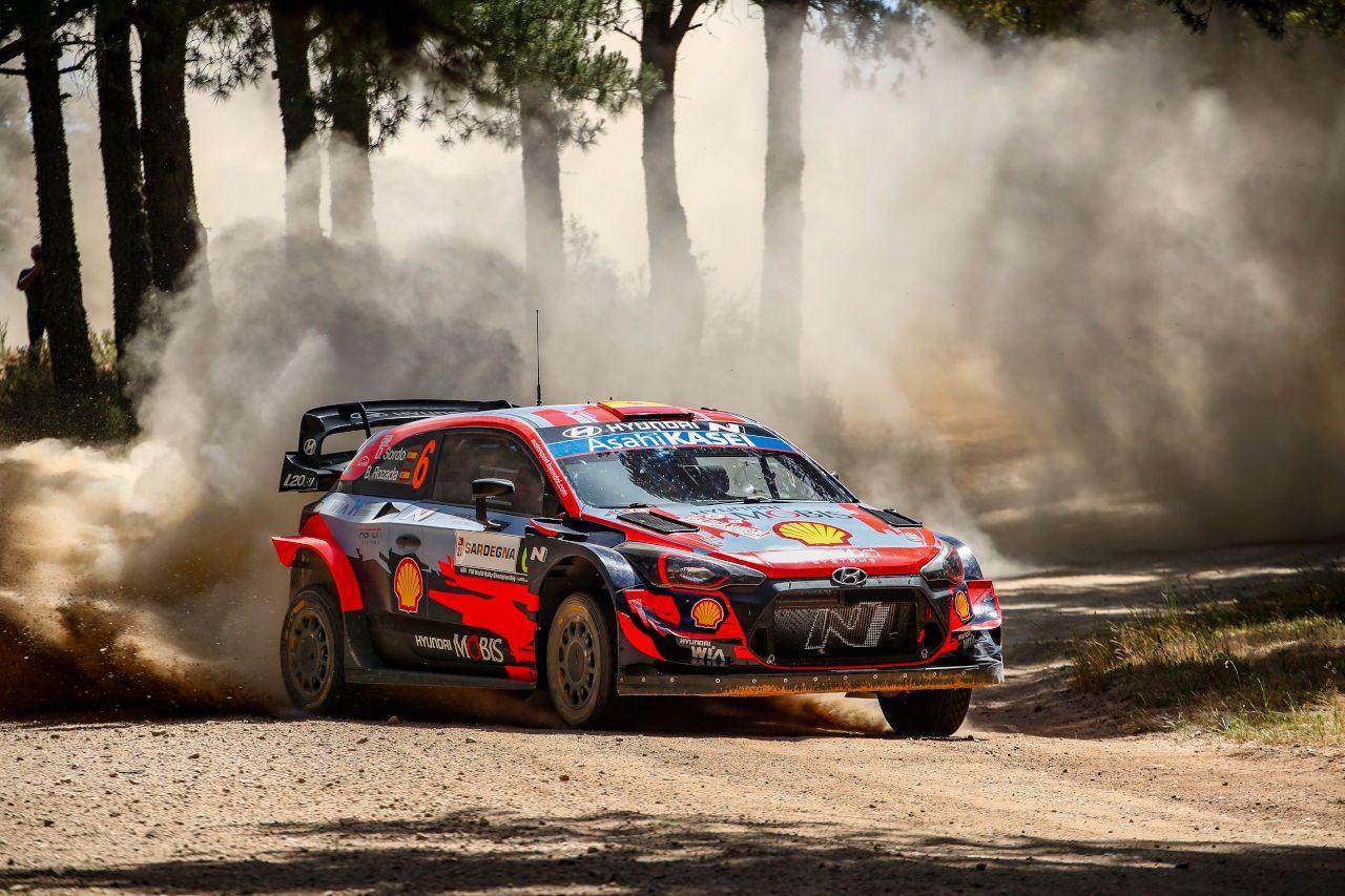 2番手走行中にトラブル「うまくいっていたのに残念」とロバンペラ/WRC第5戦イタリア デイ1後コメント