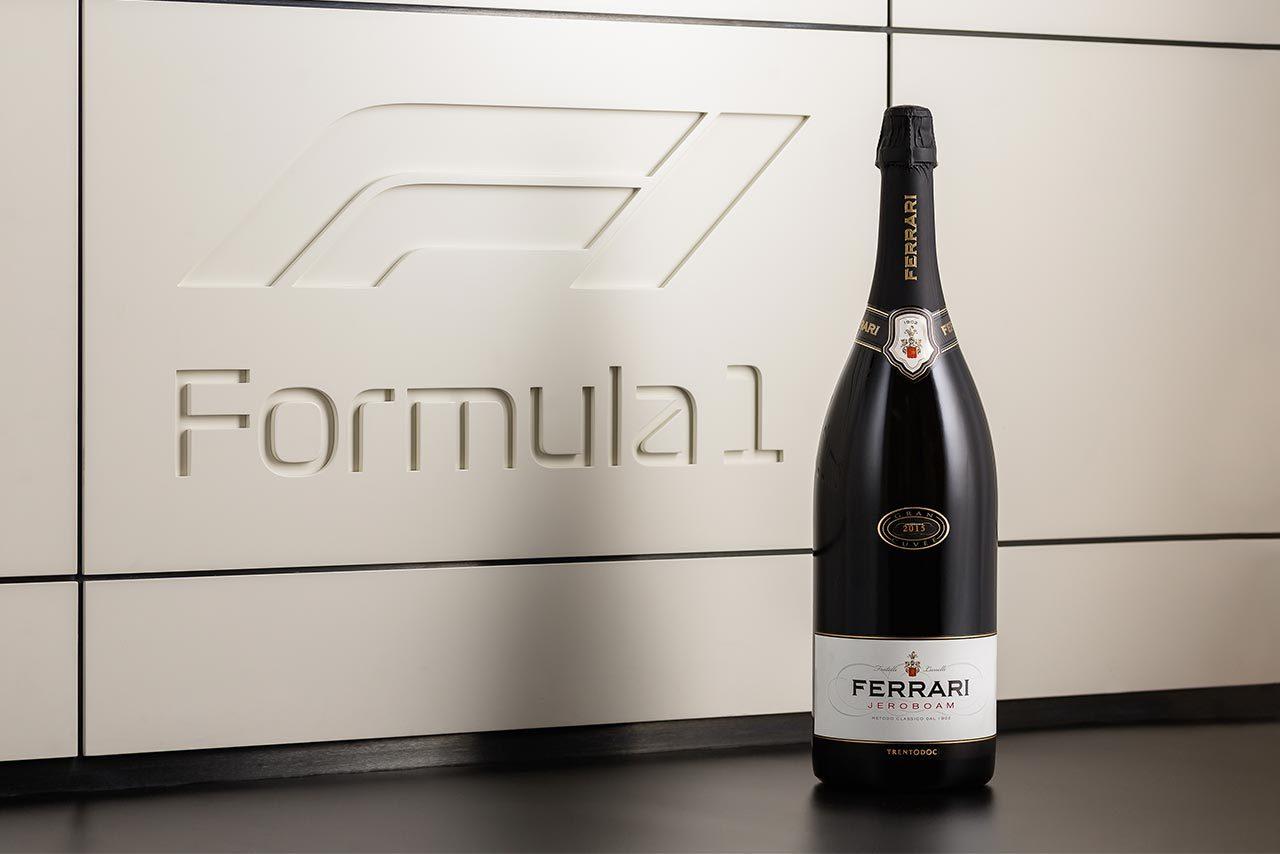 2021年からF1公式スパークリングワインに決定した『フェッラーリ』。その歴史と気になる味は