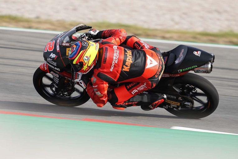 MotoGP   【順位結果】2021MotoGP第7戦カタルーニャGP Moto3予選総合
