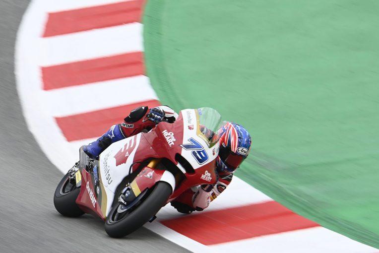 MotoGP   【順位結果】2021MotoGP第7戦カタルーニャGP Moto2予選総合
