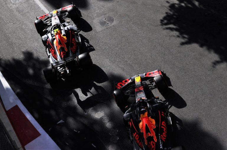 F1   ホンダ4台がトップ7グリッド獲得も「ポールへの挑戦が不発に終わったことは残念」と田辺TD/F1第6戦