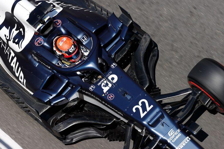 F1 | 【角田裕毅F1第6戦密着】トップ3を目指したQ3。マシンへの自信は深まるも無念のクラッシュに「少し悔いがある」