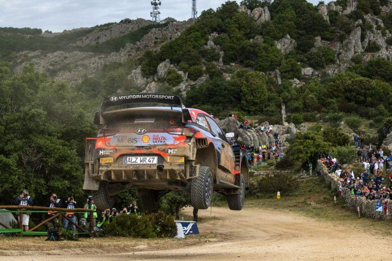 ラリー/WRC | 【順位結果】2021年WRC第5戦イタリア SS16後