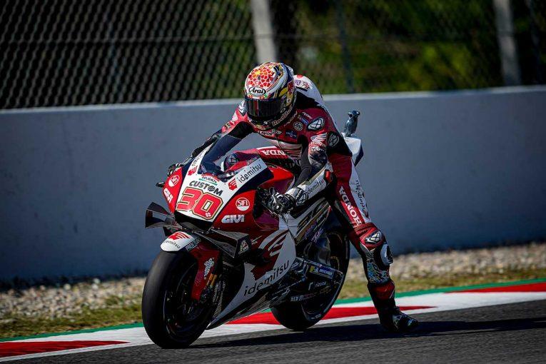 MotoGP   グリップ不足に苦しむ中上貴晶「ラップタイムがかなりタイトで難しい」/MotoGP第7戦カタルーニャGP