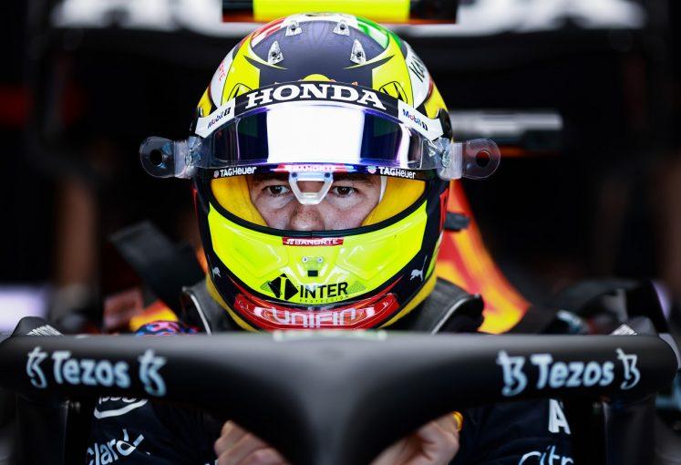 F1 | ペレス「こんなに赤旗が続いたセッションは初めて。速さを結果につなげられず残念」レッドブル・ホンダ/F1第6戦予選
