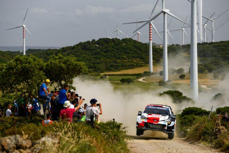 ラリー/WRC | トヨタ、最終日を前にオジエとエバンスがワン・ツー体制築く/WRC第5戦イタリア
