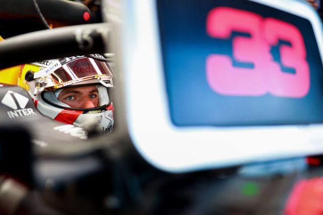 2021年F1第6戦アゼルバイジャンGP マックス・フェルスタッペン(レッドブル・ホンダ)