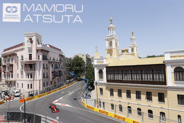Blog | 【ブログ】Shots! ストリートコースならでは。アゼルバイジャンGPの新撮影スポットは美術館