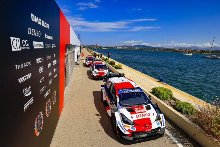 ラリー/WRC   【順位結果】2021年WRC第5戦イタリア SS20後