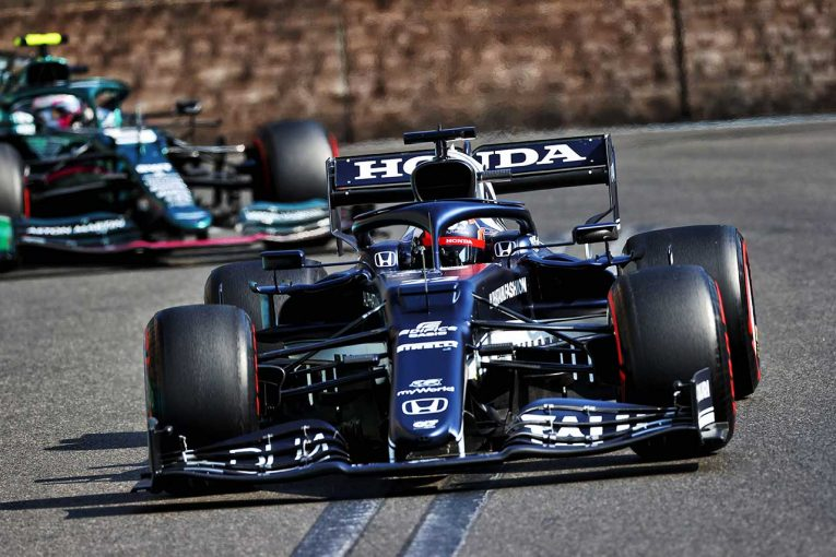 F1 | 【順位結果】F1第6戦アゼルバイジャンGP決勝/角田裕毅が自己最高位フィニッシュ