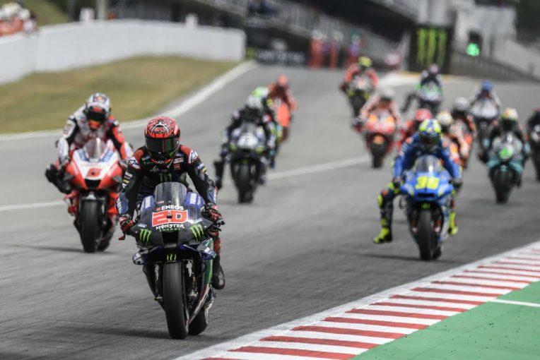 MotoGP | 【ポイントランキング】2021MotoGP第7戦カタルーニャGP終了時点