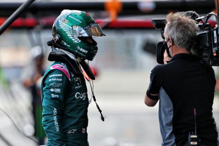 F1 | ストロール「何の兆候もなかったので、なぜストレートでスピンしたのかわからない」:アストンマーティン F1第6戦決勝
