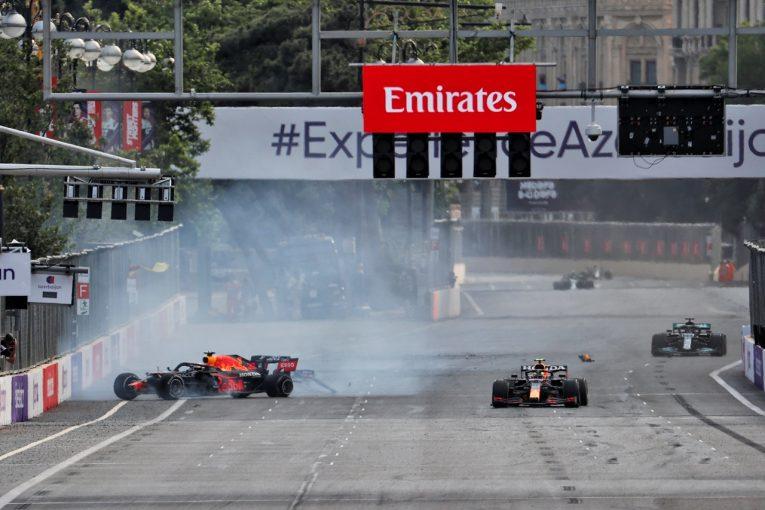 F1 | アゼルバイジャンでのトラブルを受け、ピレリがF1オーストリアGPで新構造のリヤタイヤをテストへ