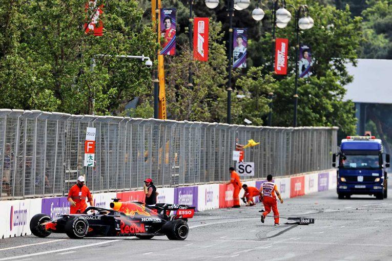 F1   ピレリ 2021年F1第6戦アゼルバイジャンGP レースレポート