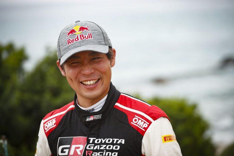 ラリー/WRC   勝田貴元、2戦連続で自己最高位の4位「危ない瞬間もあったが、自分の戦いには満足」/WRCイタリア