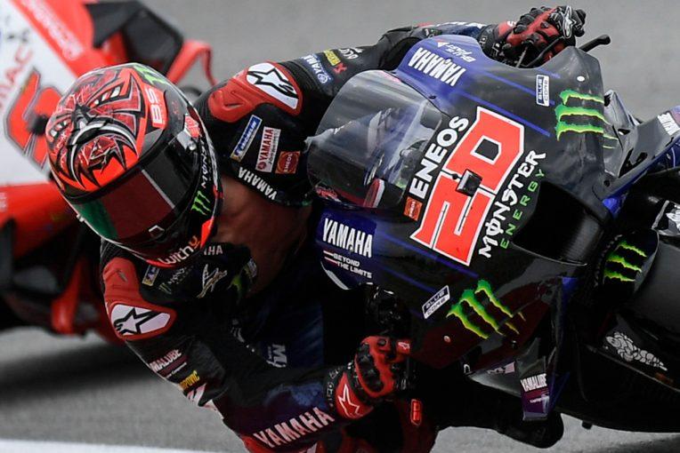 MotoGP   クアルタラロに科された安全装備違反ペナルティの理由「失格にすべきだった」とストーナー/MotoGP第7戦カタルーニャGP