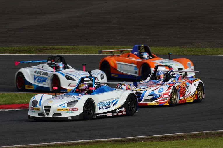 国内レース他 | KYOJO CUP 2021第1戦富士 レースレポート