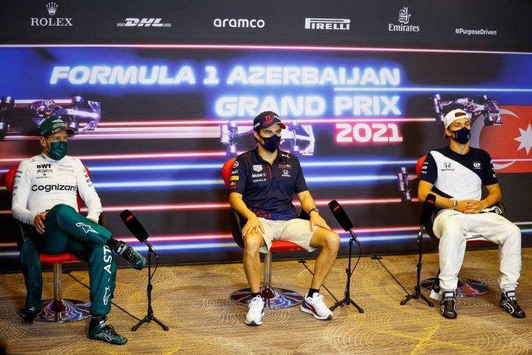 F1 | F1第6戦アゼルバイジャンGP決勝トップ10ドライバーコメント(2)