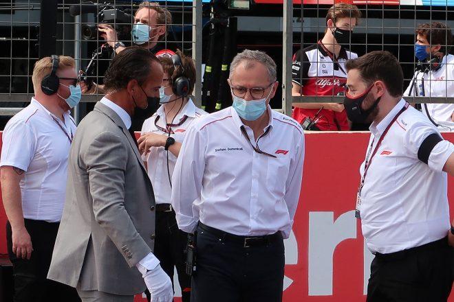 ステファノ・ドメニカリ(F1 CEO)