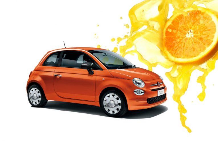 クルマ | イタリアの国民車『フィアット500』が新グレード体系に。クルコンとパドルシフトも標準化