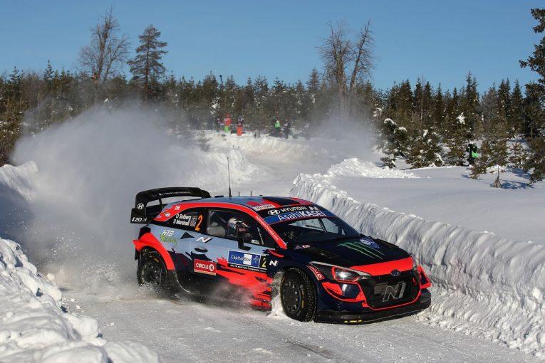 ラリー/WRC | オリバー・ソルベルグに再チャンス到来。i20クーペWRCでのラリーアルバ参戦が決定
