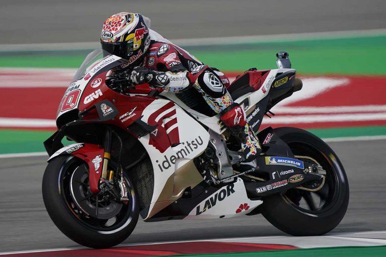 MotoGP | 中上貴晶「多くの新パーツをテスト。バイクのフィーリングはかなり良かった」/MotoGPカタルーニャ公式テスト