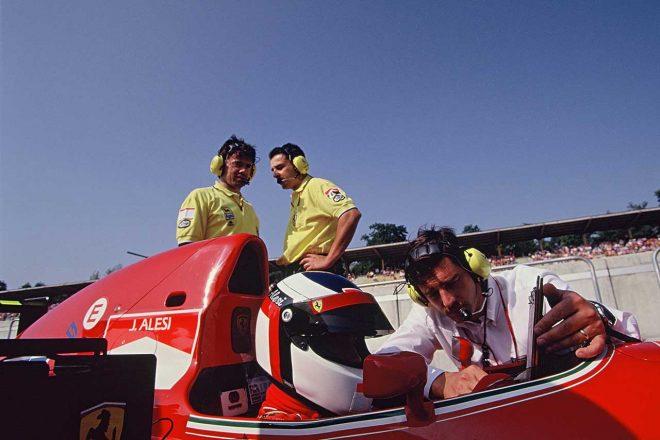 内輪揉めが絶えなかった1992年のフェラーリ