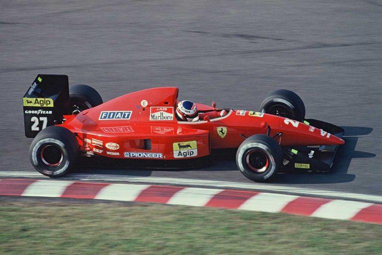 F1   ジャン・アレジが語る1992年のフェラーリ。「F92Aにコスワース・エンジンが搭載されていたら勝てていた!」