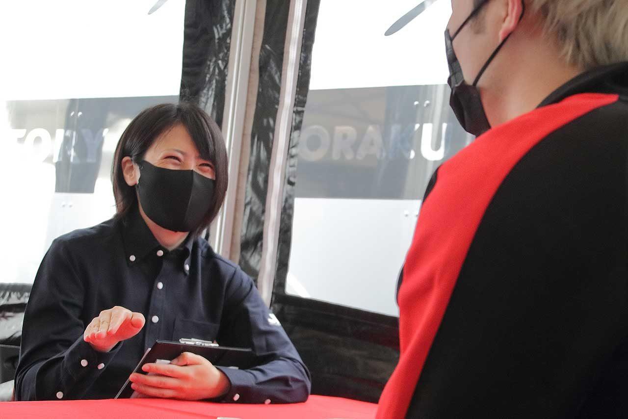 スーパーフォーミュラ 三浦愛の突撃ドライビング取材