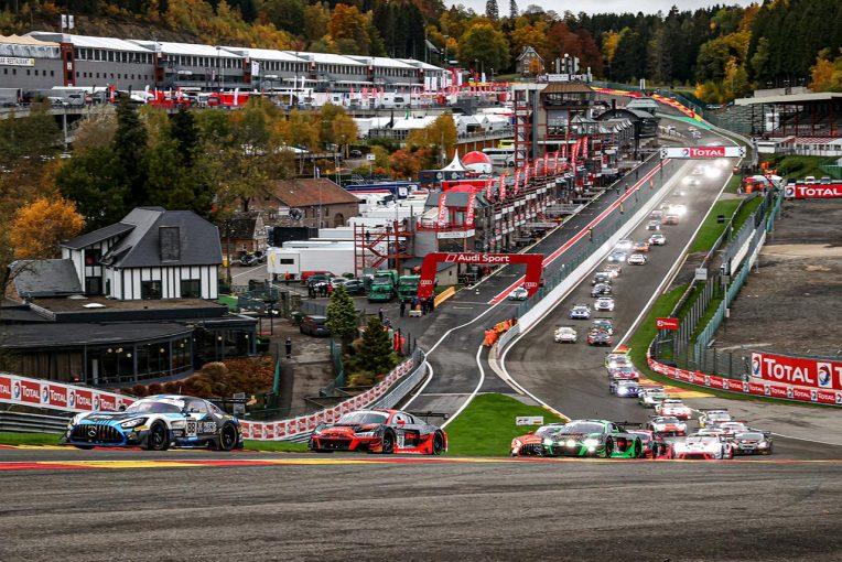 ル・マン/WEC | 2021年のトタルエナジーズ・スパ24時間のエントリーリスト発表。日本人ドライバーは3名が参戦