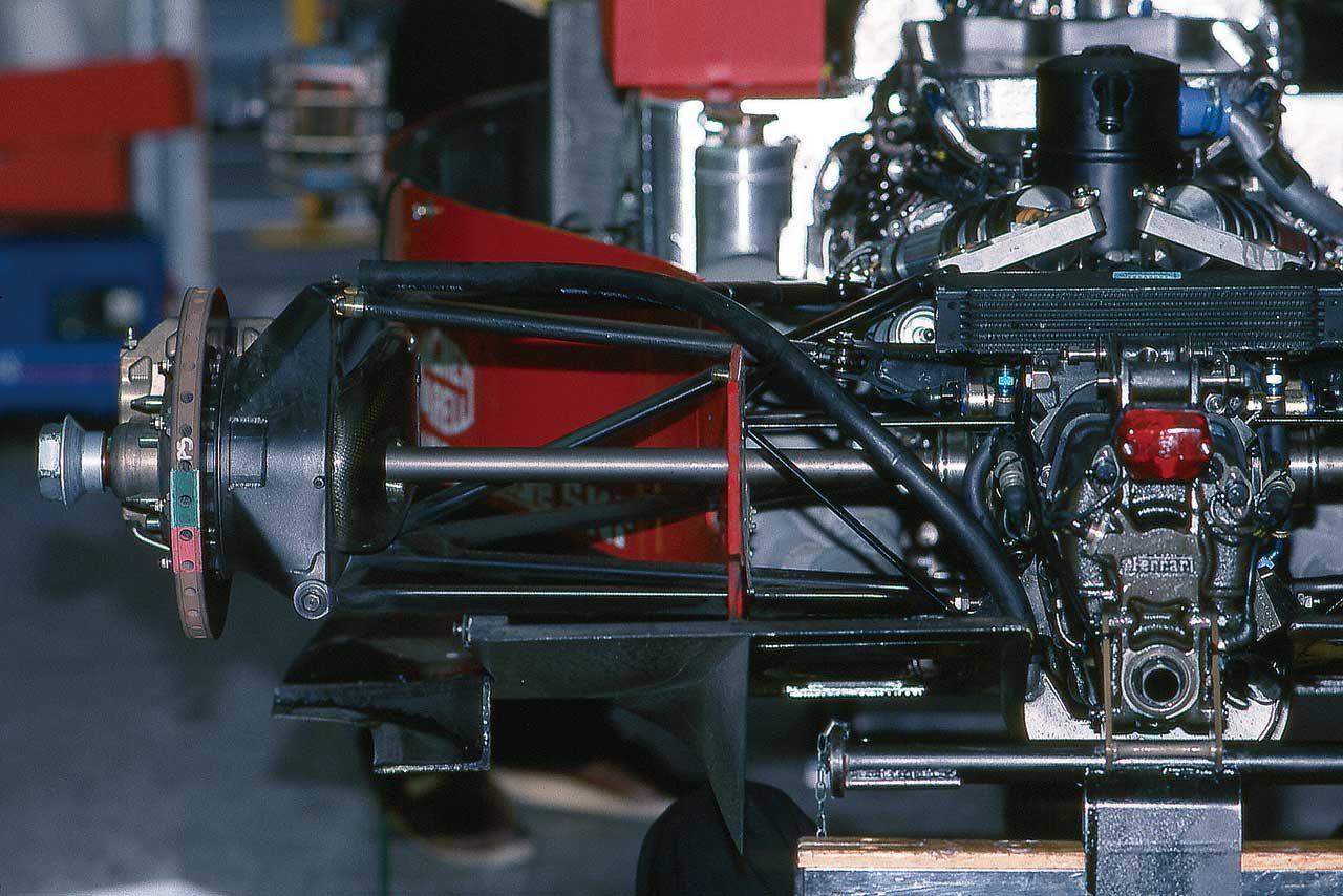 F92Aの起源となったF1史上初のセミオートマ搭載車フェラーリ640【GPカー創刊10周年特別企画Vol.4】