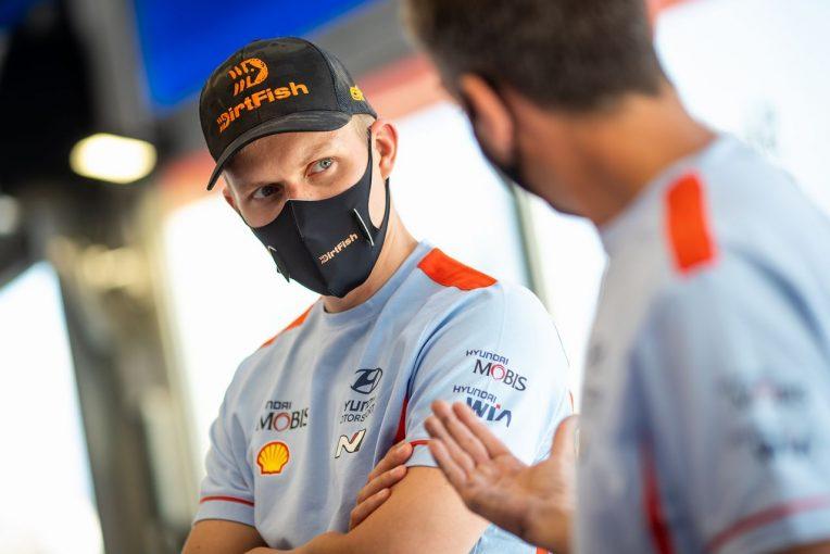 ラリー/WRC | 2戦連続リタイアのタナク、別のアプローチを計画「クルマは速いが、もう少し信頼性が必要」/WRC