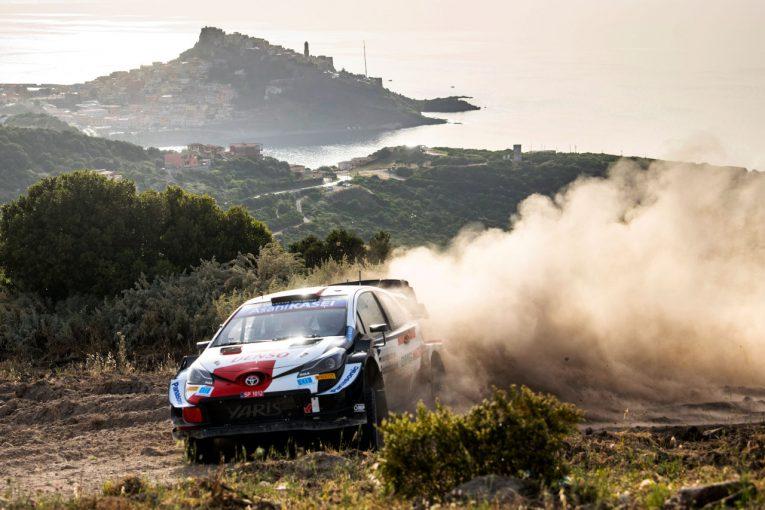 ラリー/WRC | 【動画】2021WRC第5戦イタリア ダイジェスト
