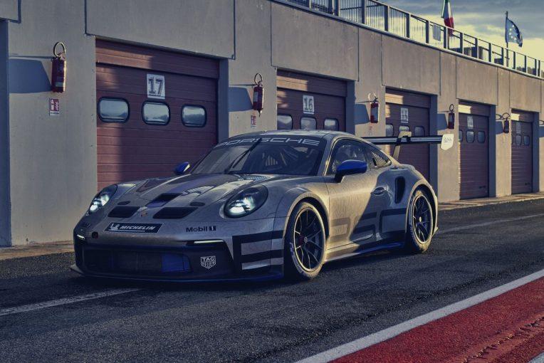 国内レース他 | ポルシェ、2022年PCCJ競技車両となる新型911 GT3カップの購入申し込みを開始